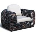 Skyline Design Dynasty Outdoor Armchair - Item Number: 22381+C