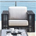 Skyline Design Topaz Lounge Chair - Item Number: 2281