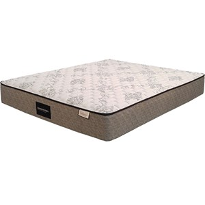 "Sleep Designs Bahamas Plush Queen 12"" Plush Innerspring Mattress"
