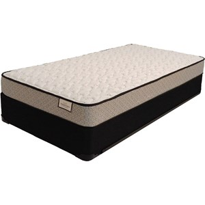 "Sleep Designs Jade Firm Queen 7 1/2"" Firm Mattress Set"