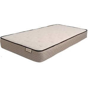 "Sleep Designs Topaz Plush Twin 8 3/4"" Plush Innerspring Mattress"