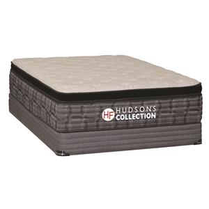Hudson's Collection River Oak Full Pillow Top River Oak 4 Mattress