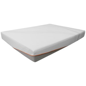 "King 8"" Premium Memory Foam Mattress"