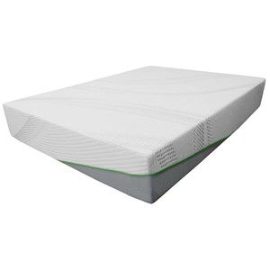 "King 12"" Premium Memory Foam Mattress"