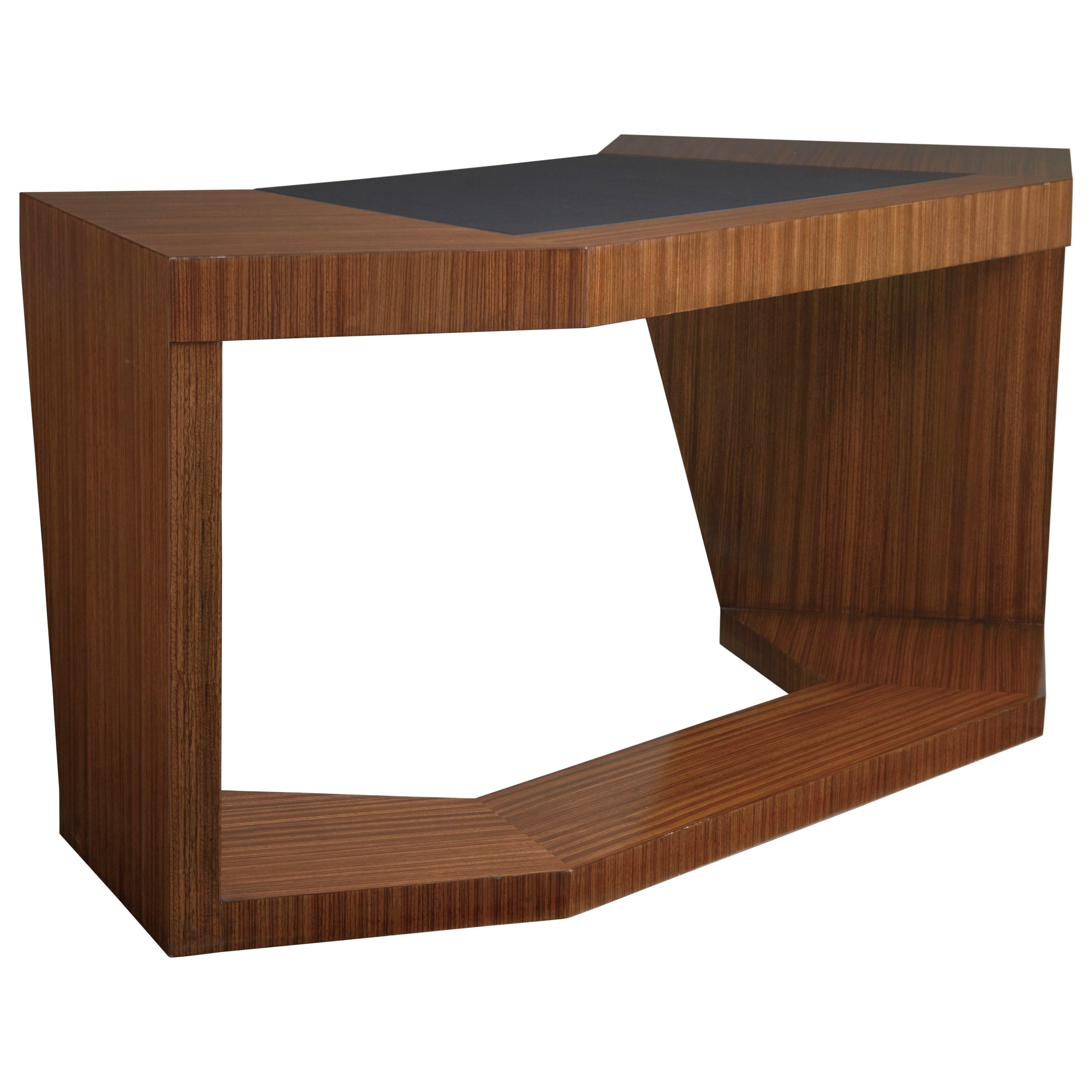 Aventura Angled Writing Desk by Sligh at Baer's Furniture