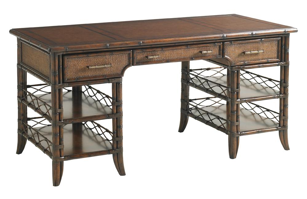 Sligh Bal Harbour 293SA Malibu Writing Desk - Item Number: 293SA-411