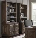 Sligh Barrymore Office Bookcase - Item Number: 315-441+450