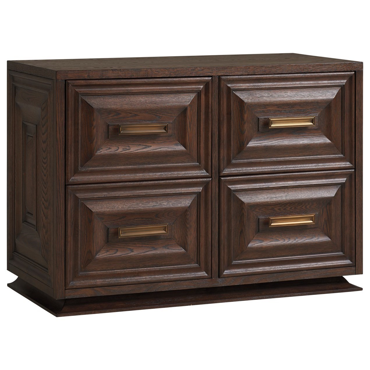Barrymore File Chest by Sligh at Baer's Furniture