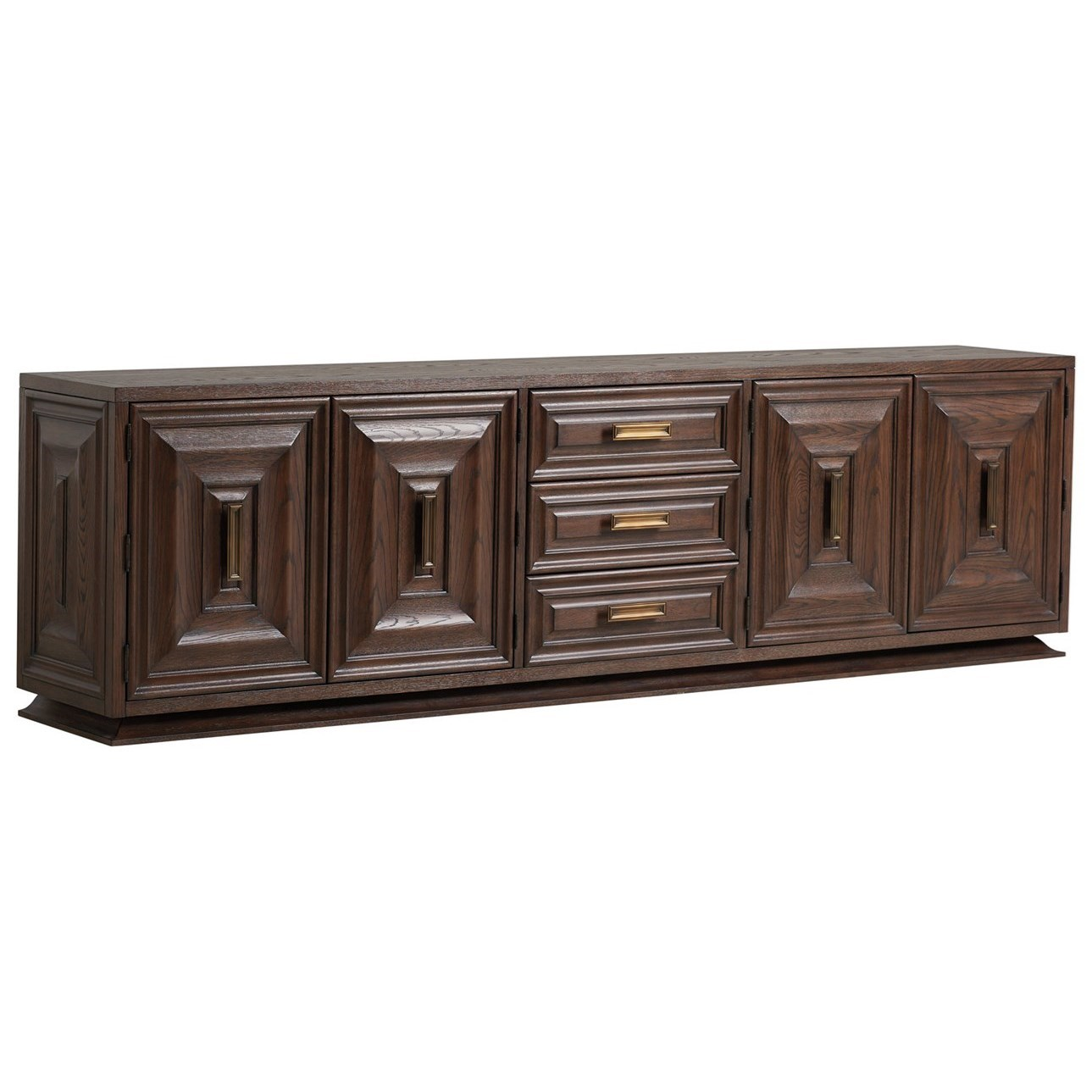 Barrymore Rollins Long Media Console by Sligh at Baer's Furniture