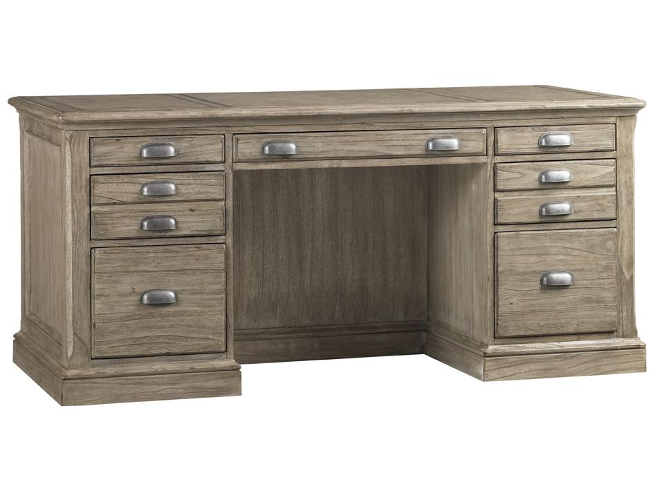 Barton Creek Austin Desk by Sligh at Baer's Furniture