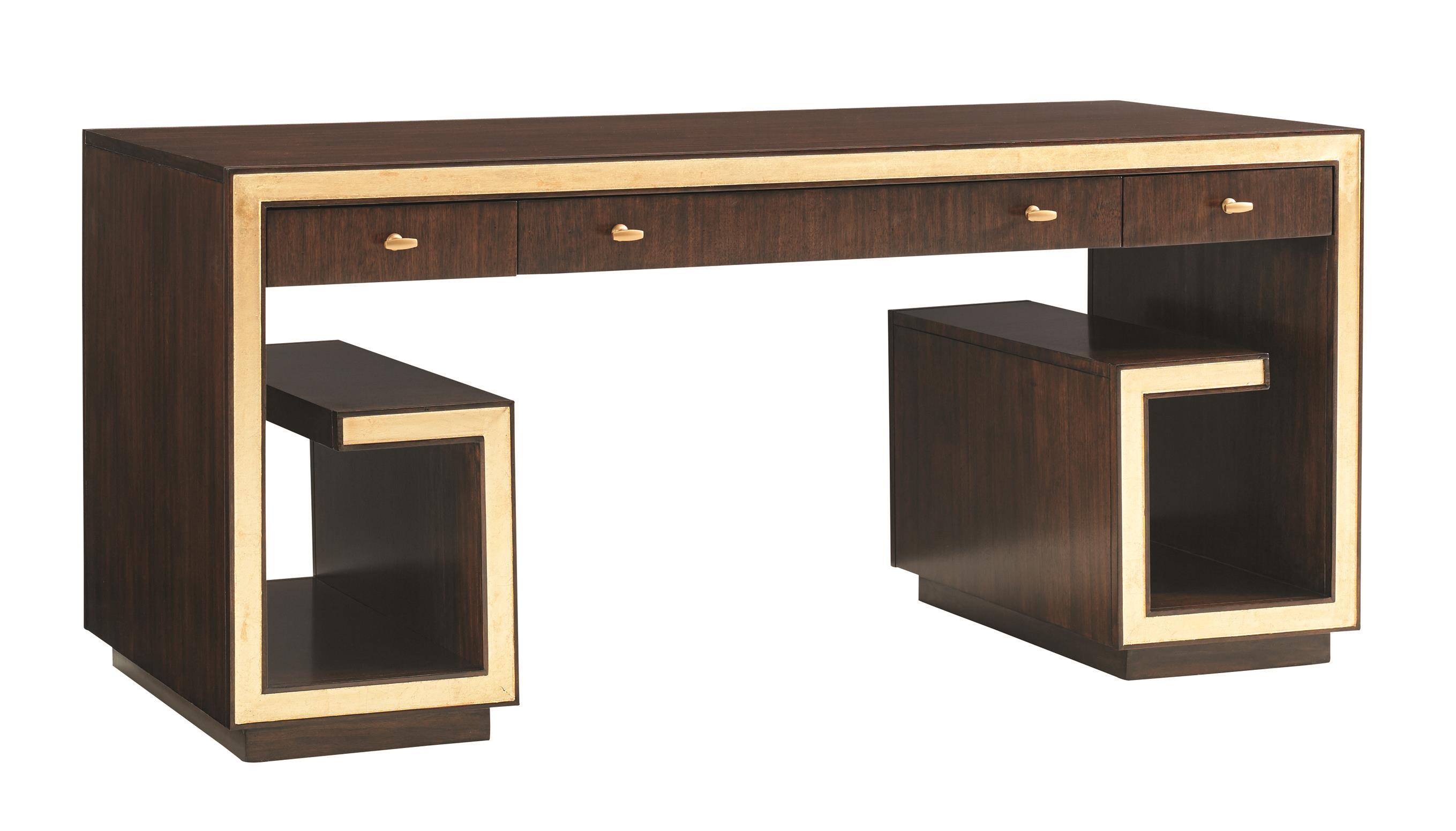 Bel Aire Brentwood Writing Desk by Sligh at Baer's Furniture