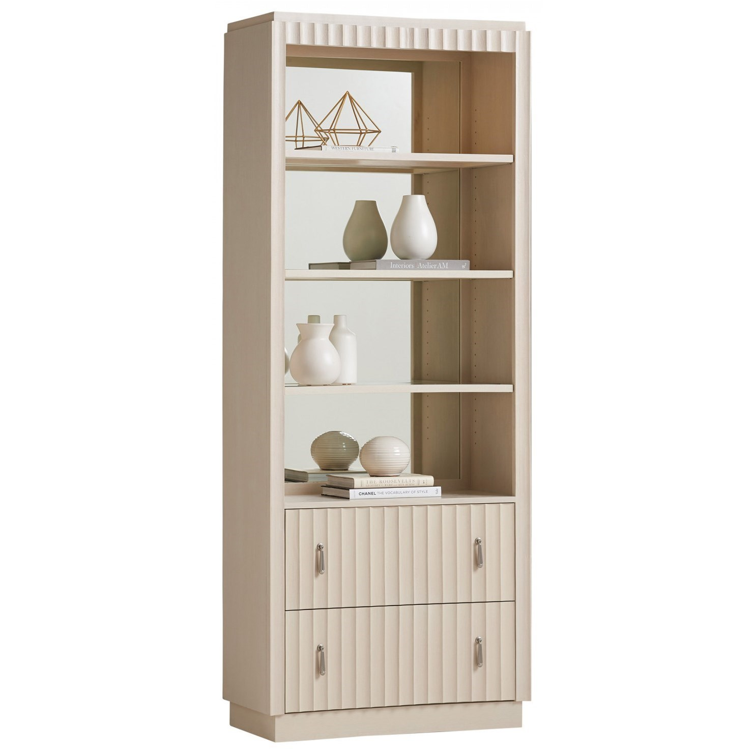 Cascades Walden Bookcase by Sligh at Baer's Furniture