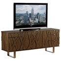 Sligh Cross Effect Modern Media Center - Item Number: 190-661
