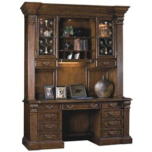 Sligh Laredo Credenza Desk with Deck