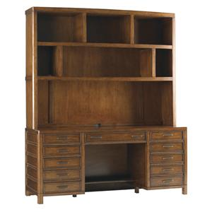 Sligh Longboat Key Key Biscayne Credenza & Hutch