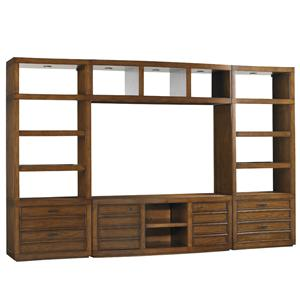 Sligh Longboat Key Plantation Bay Wall Entertainment  Unit