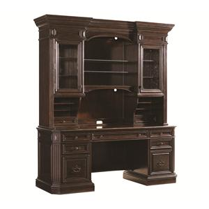 Sligh Prestonwood Regent Street Credenza with Hutch