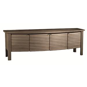 "Sligh Studio Design Lumina 84"" Media Console"