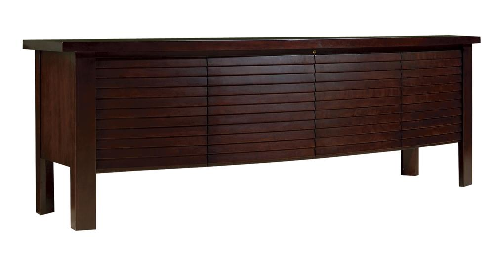 "Sligh Studio Design Lumina 84"" Media Console  - Item Number: 9726-1-UM"
