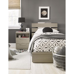 Smartstuff Axis Full Bedroom Group