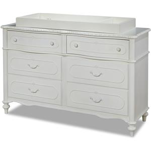 Smartstuff Bellamy Changing Station Dresser