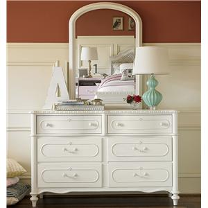 Smartstuff Bellamy Dresser and Mirror