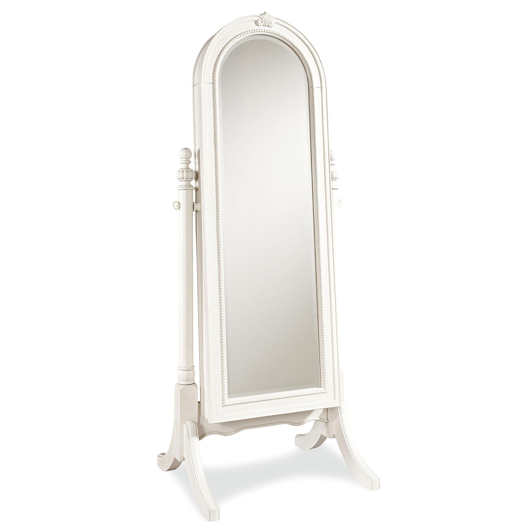 Smartstuff Bellamy Cheval Storage Mirror - Item Number: 330A034