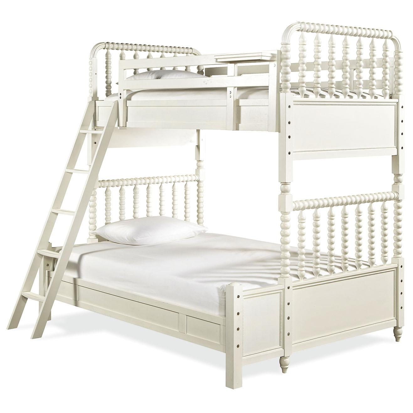 Smartstuff Bellamy Vintage Bunk Bed - Item Number: 330A530+590