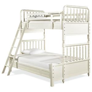 Universal Kids Smartstuff Bellamy Vintage Bunk Bed