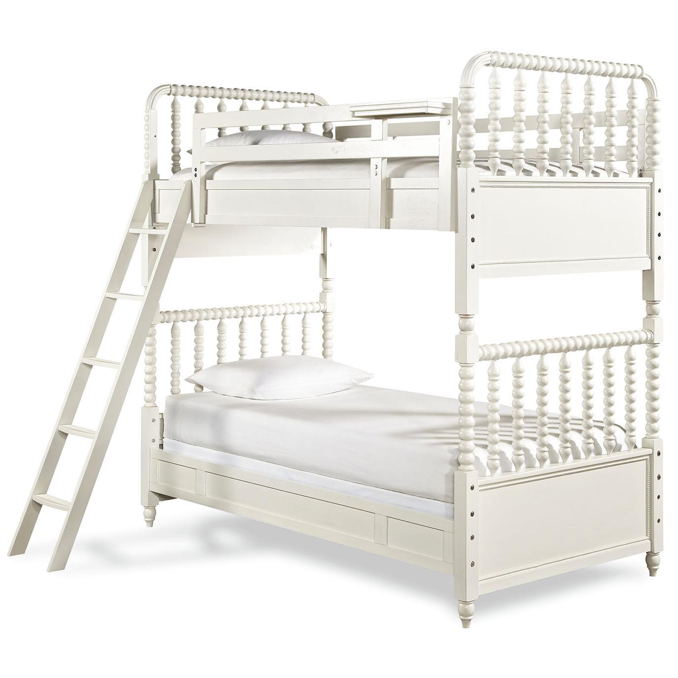 Smartstuff Bellamy Vintage Bunk Bed - Item Number: 330A530