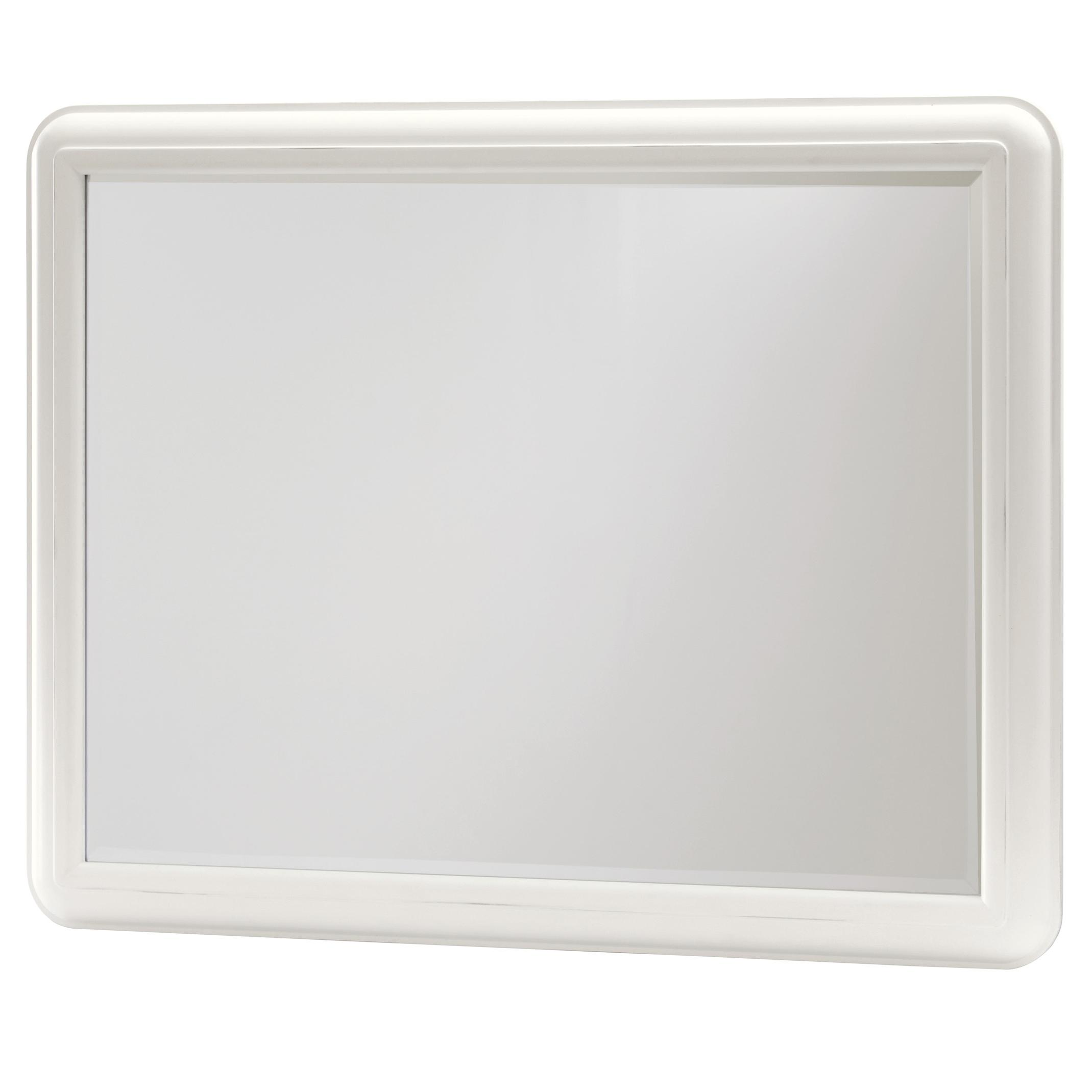 Smartstuff Black and White Mirror - Item Number: 437A032