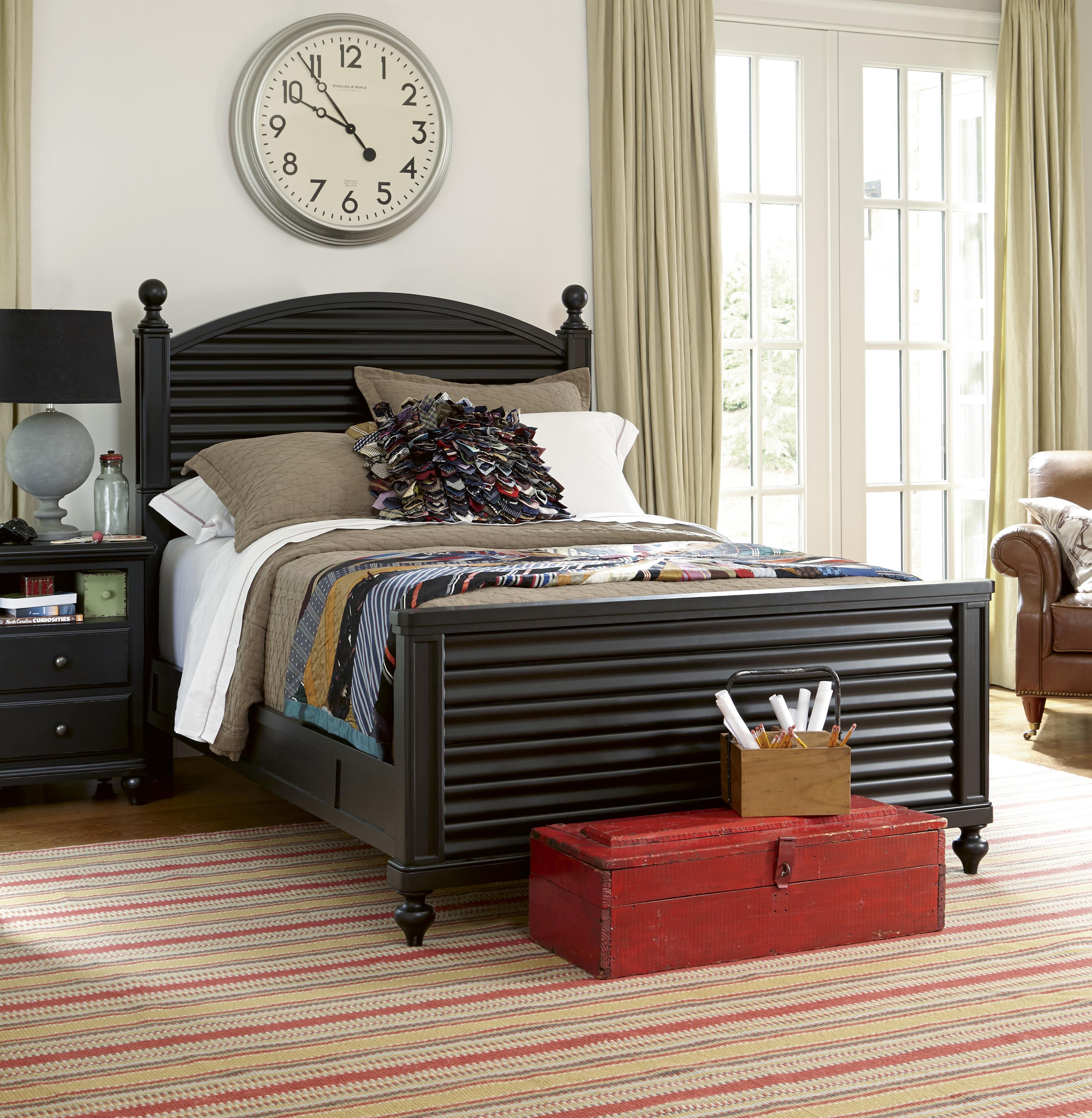 Smartstuff Black and White Full Bedroom Group - Item Number: 437B F Bedroom Group 2