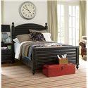 Universal Kids Smartstuff Black and White Full Bedroom Group - Item Number: 437B F Bedroom Group 2
