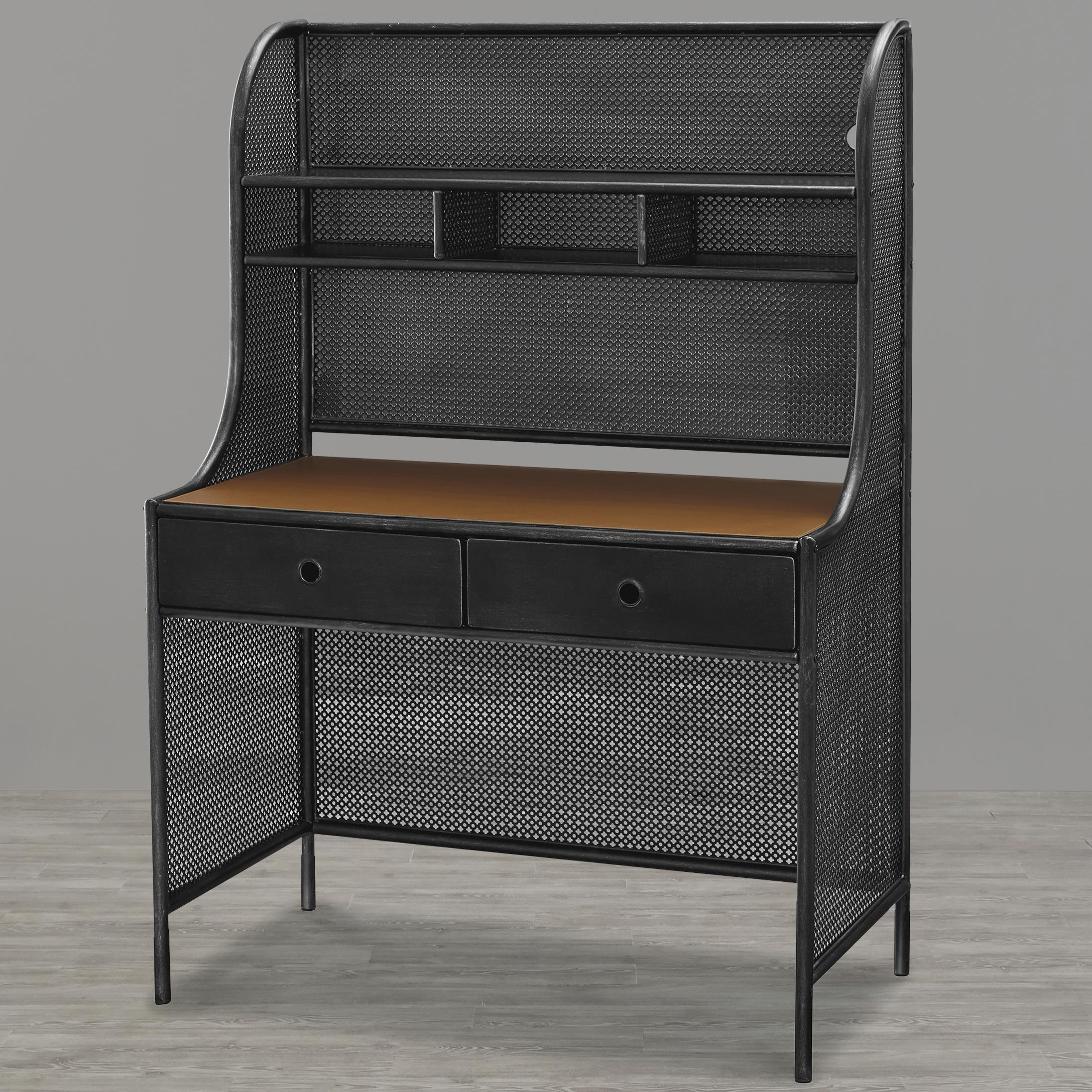 Smartstuff Black and White Desk - Item Number: 437B019