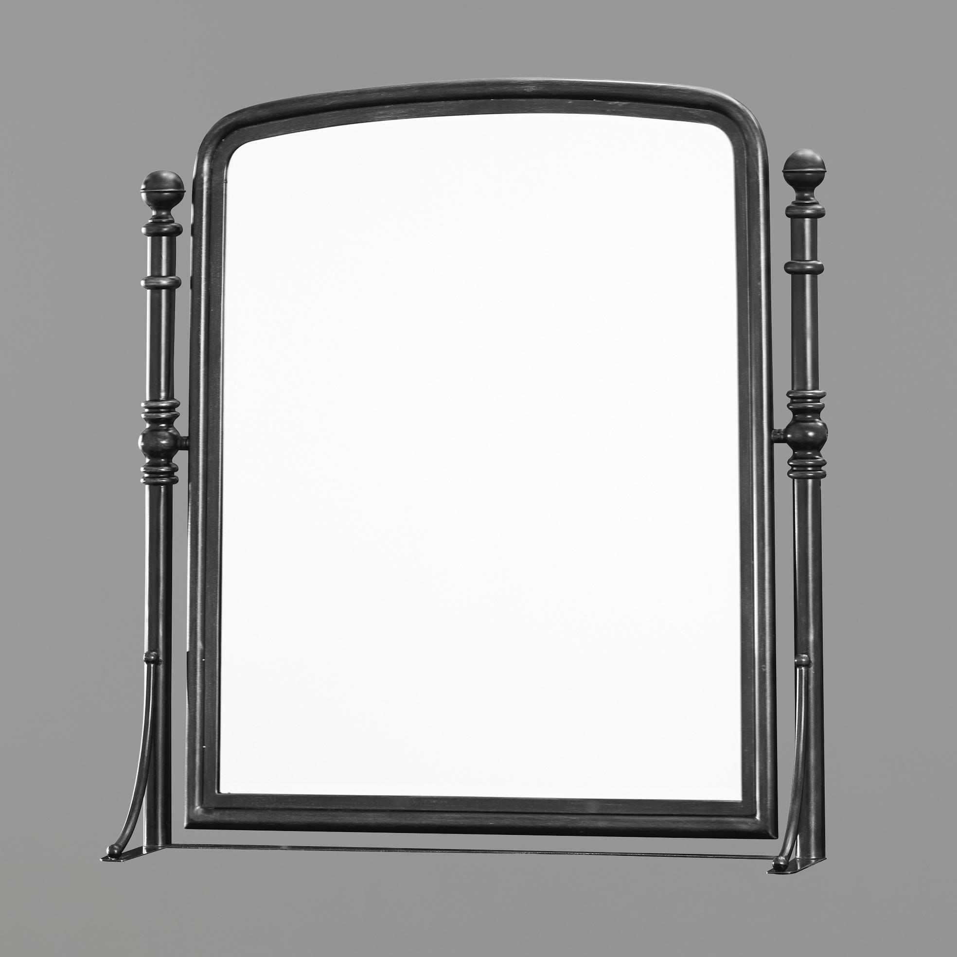 Smartstuff Black and White Mirror - Item Number: 437B033