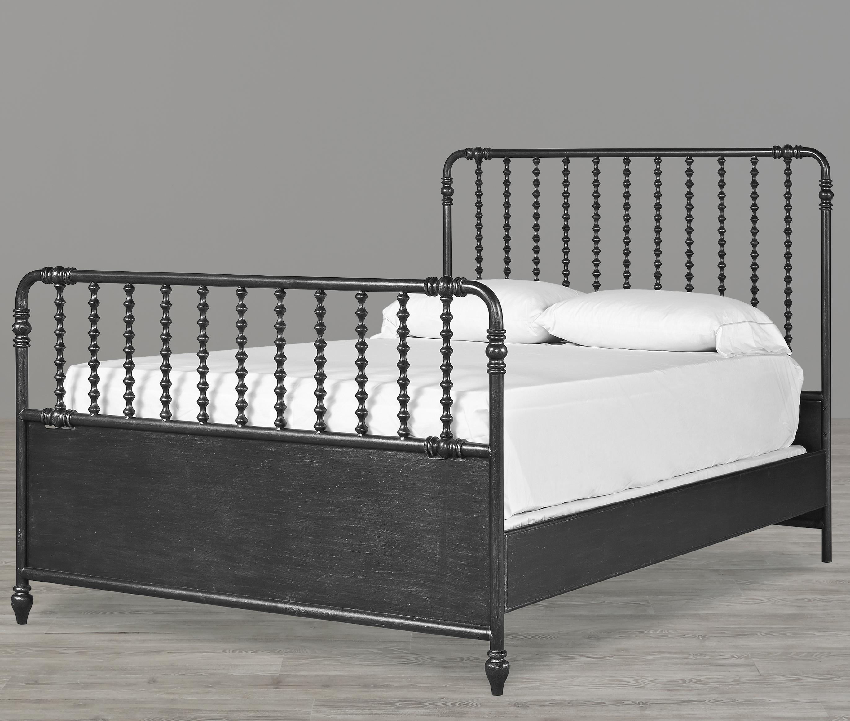 Smartstuff Black and White Full Bed - Item Number: 437B040
