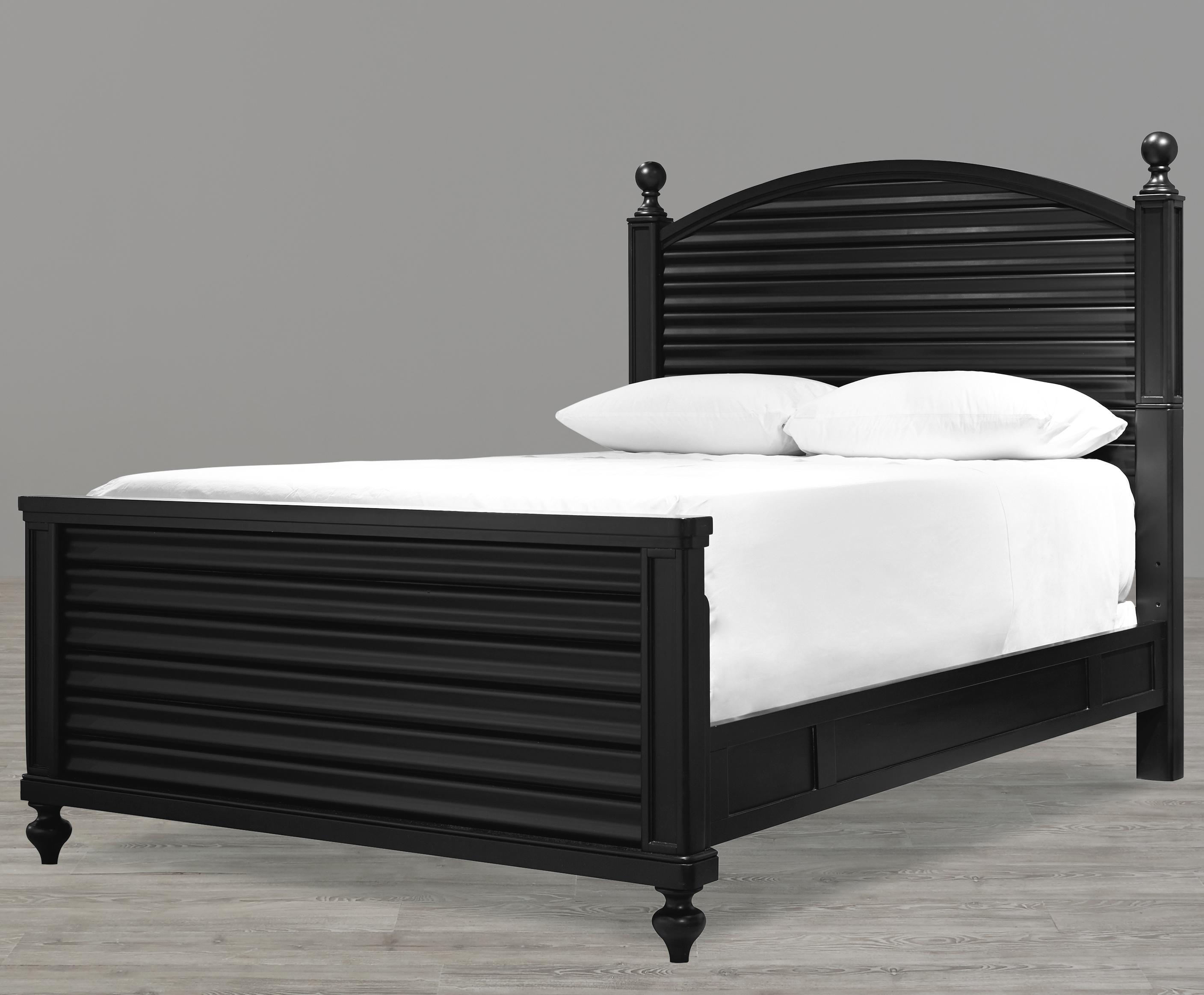 Smartstuff Black and White Full Bed - Item Number: 437B043