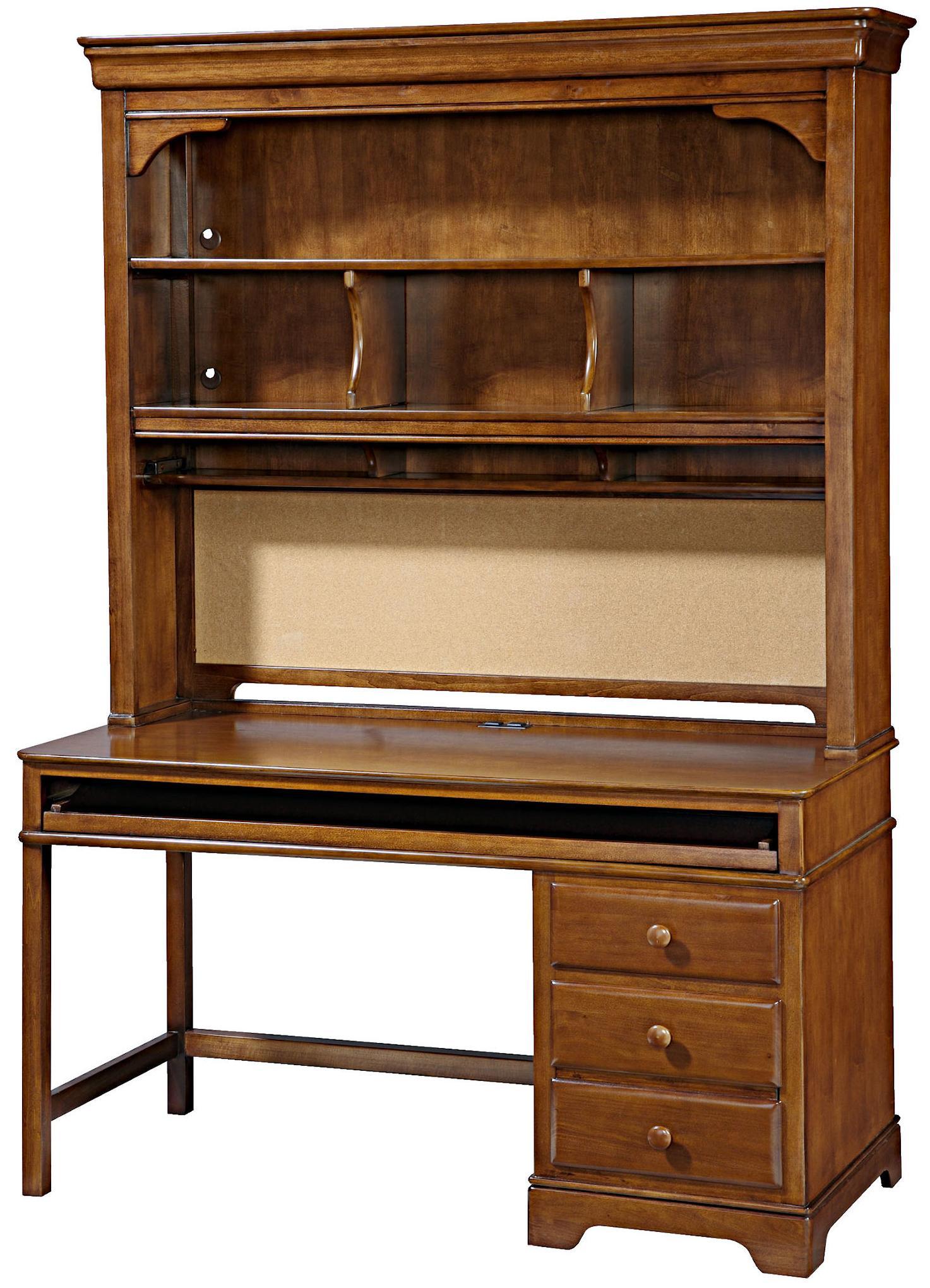 Smartstuff Classics 4.0 Desk with Hutch - Item Number: 1311027+020
