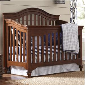 Morris Home Furnishings Sherwood Convertible Crib