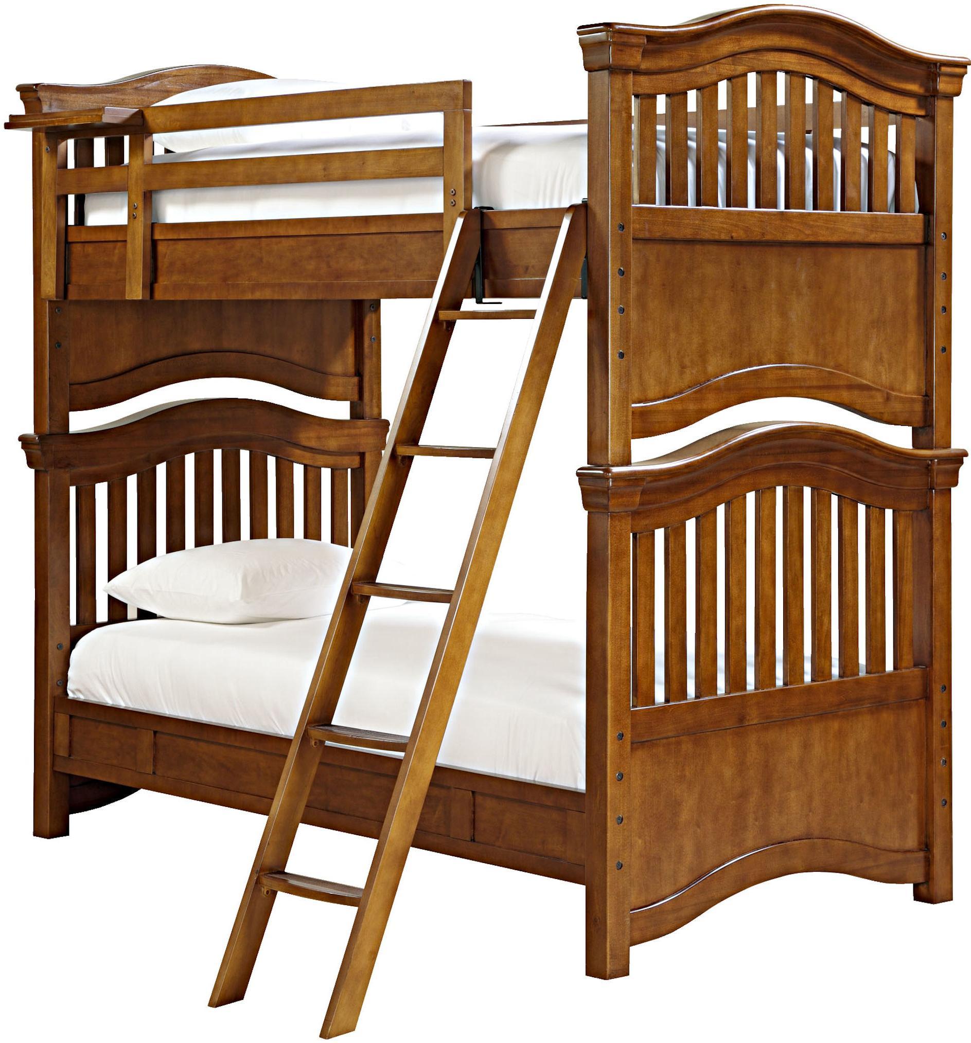 Smartstuff Classics 4.0 Twin Bunk Bed - Item Number: 1311530