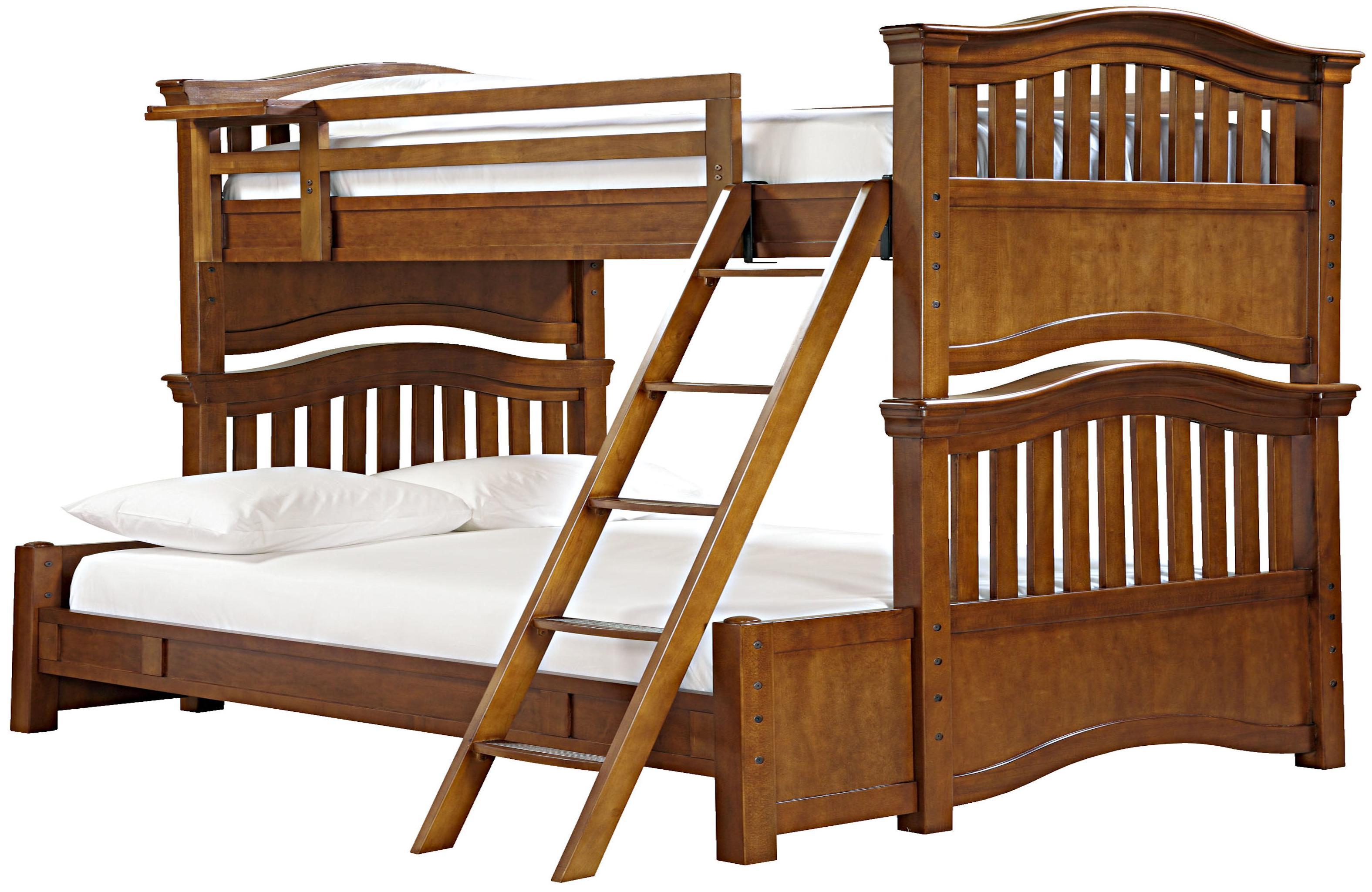 Smartstuff Classics 4.0 Twin Over Full Bunk Bed - Item Number: 1311590