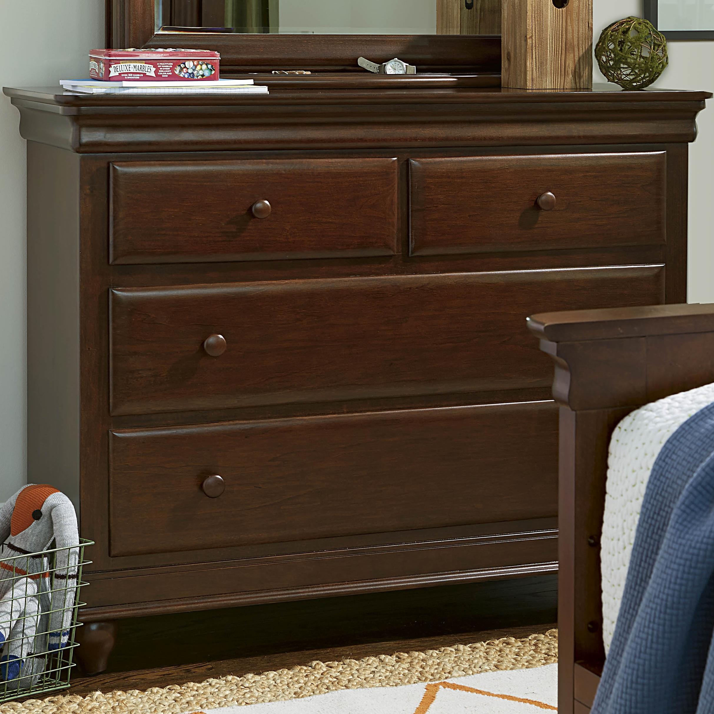 Smartstuff Classics 4.0 Single Dresser - Item Number: 1312001