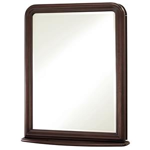 Morris Home Furnishings Classics 4.0 Storage Mirror