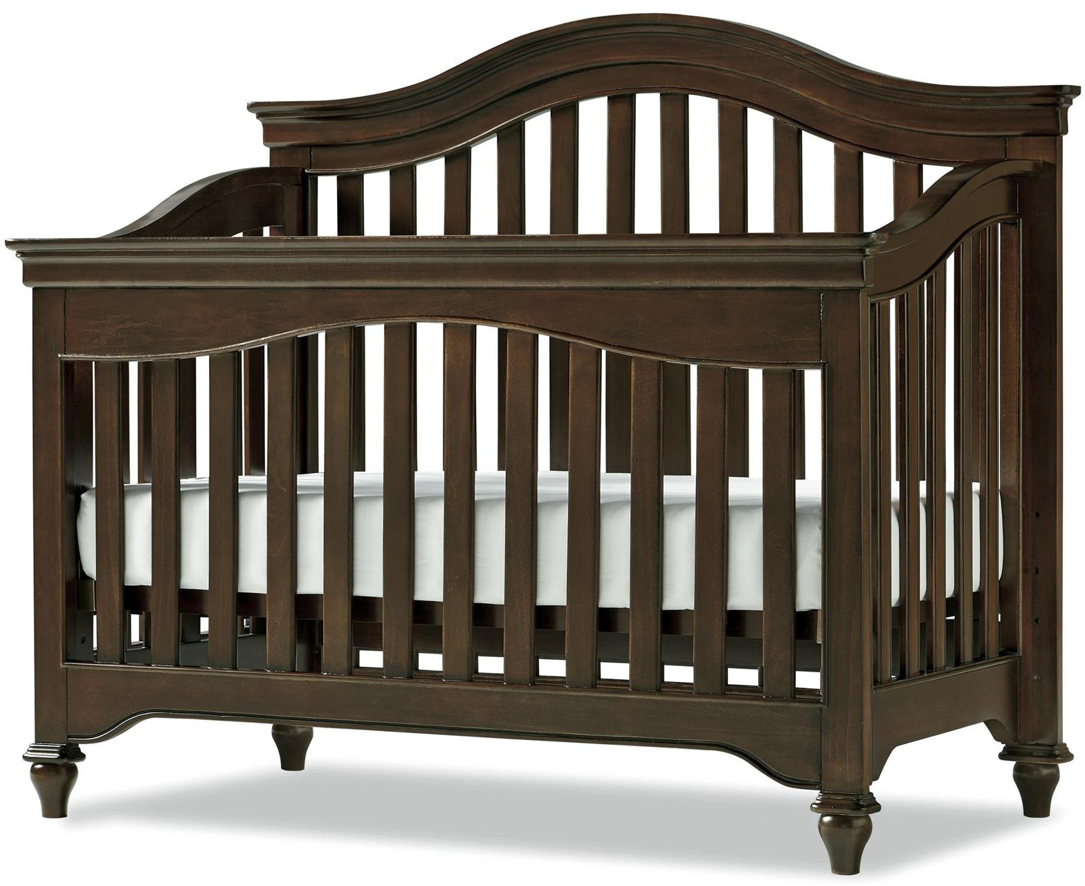 Smartstuff Classics 4.0 Convertible Crib to Full Bed - Item Number: 1312310+305+284+950-CONV