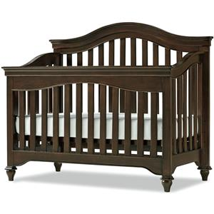Smartstuff Classics 4.0 Convertible Crib to Low Profile Full Bed