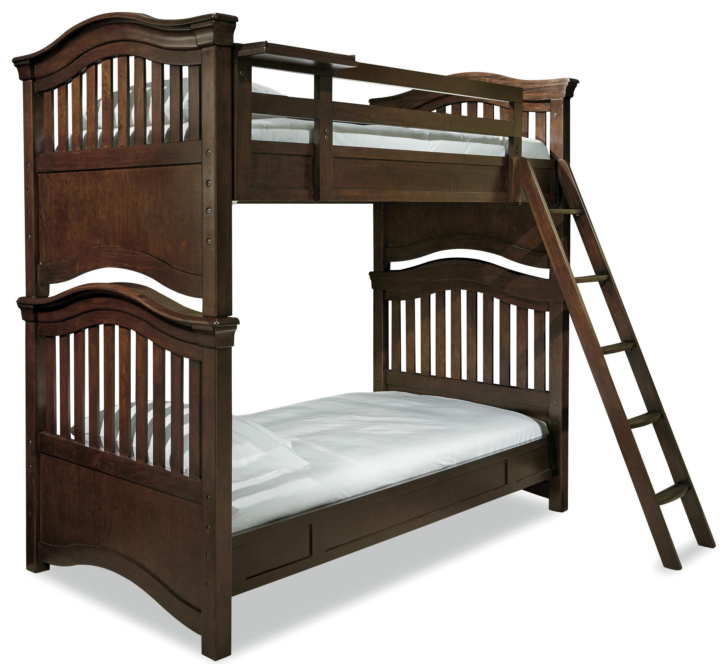 Smartstuff Classics 4.0 Twin Bunk Bed - Item Number: 1312530