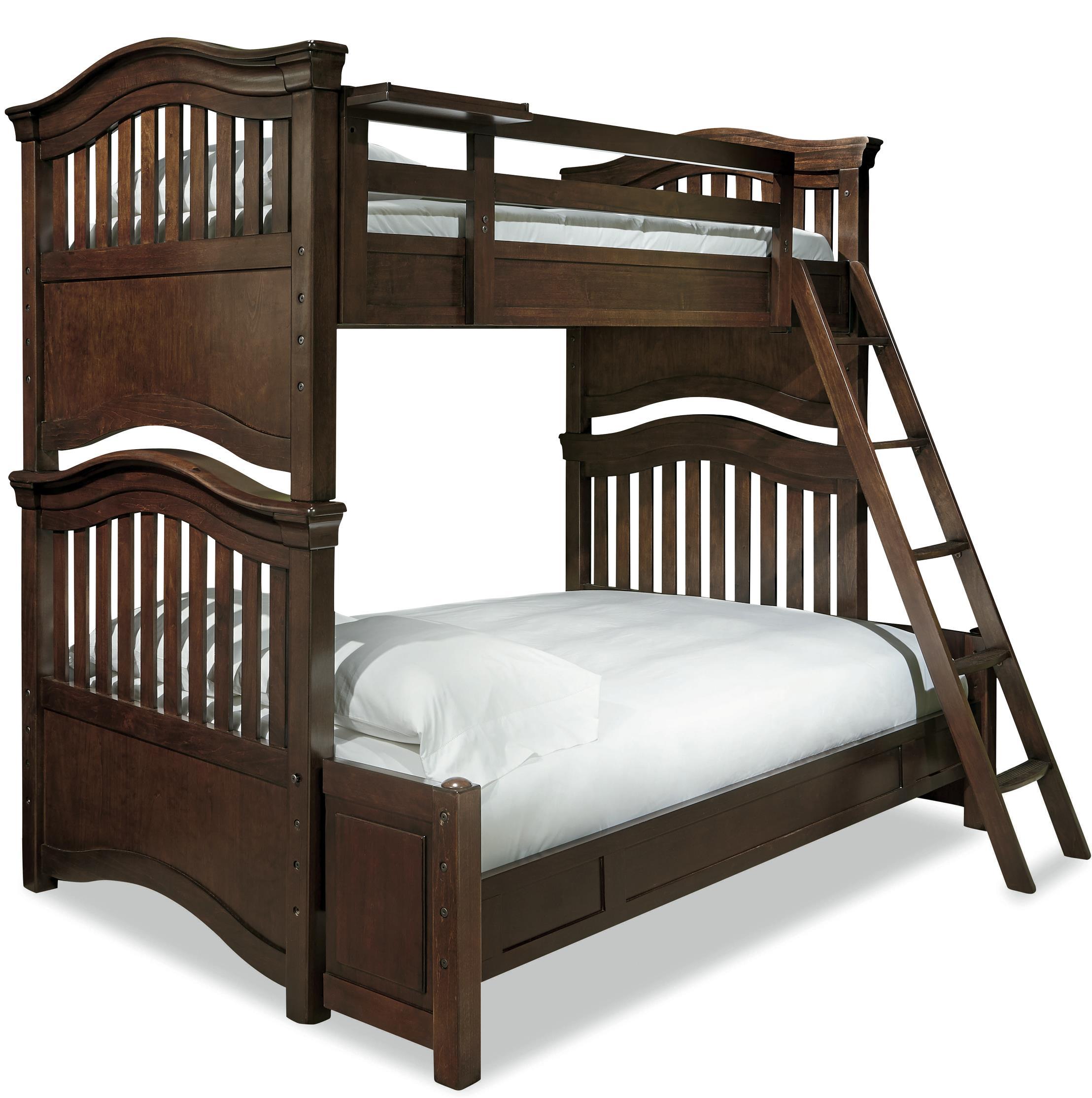 Smartstuff Classics 4.0 Twin Over Full Bunk Bed - Item Number: 1312590