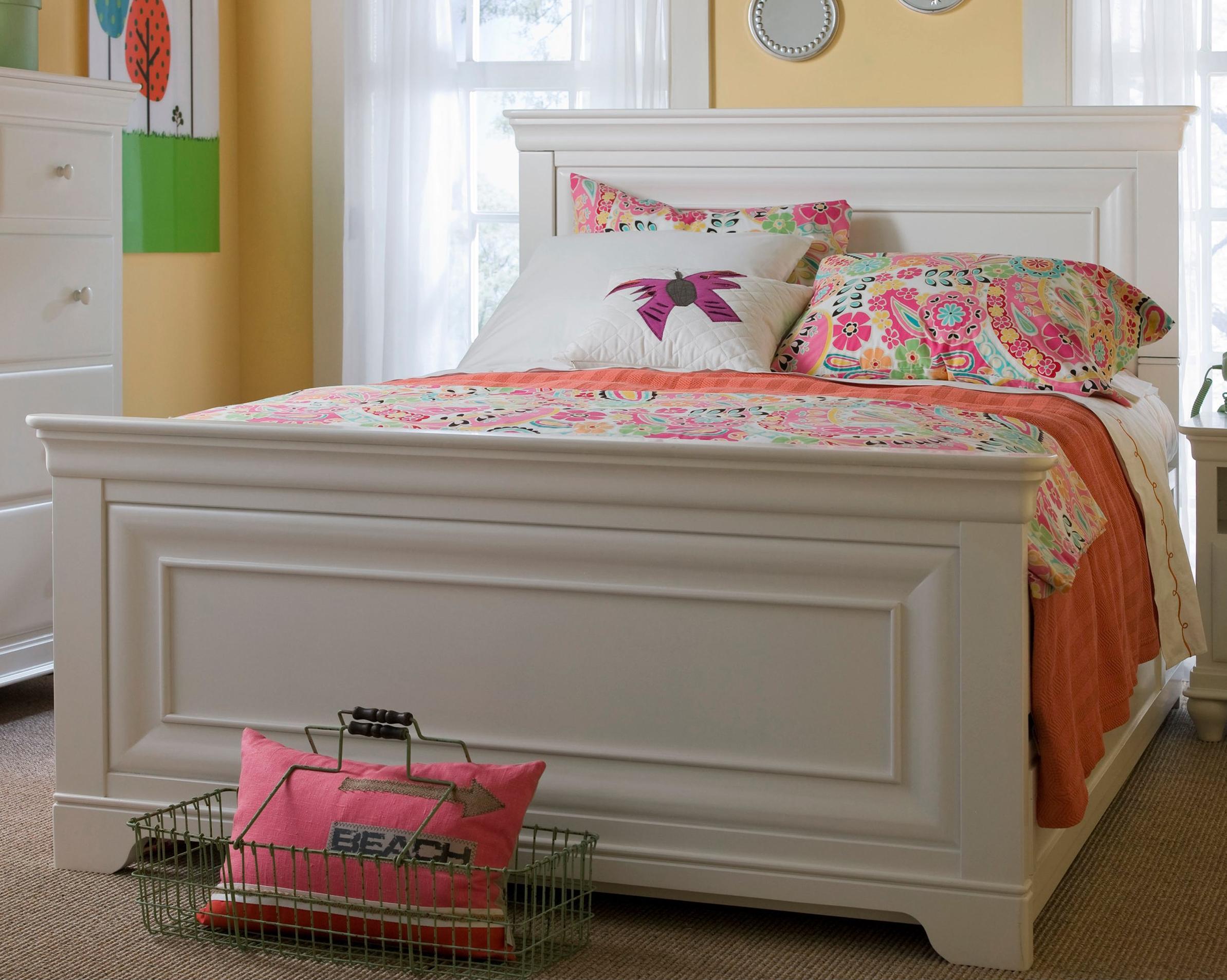 Smartstuff Classics 4.0 Full Panel Bed - Item Number: 131A040