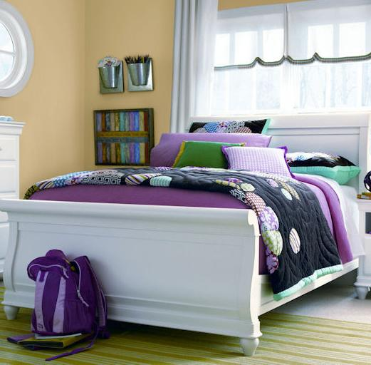 Smartstuff Classics 4.0 Full Sleigh Bed - Item Number: 131A041