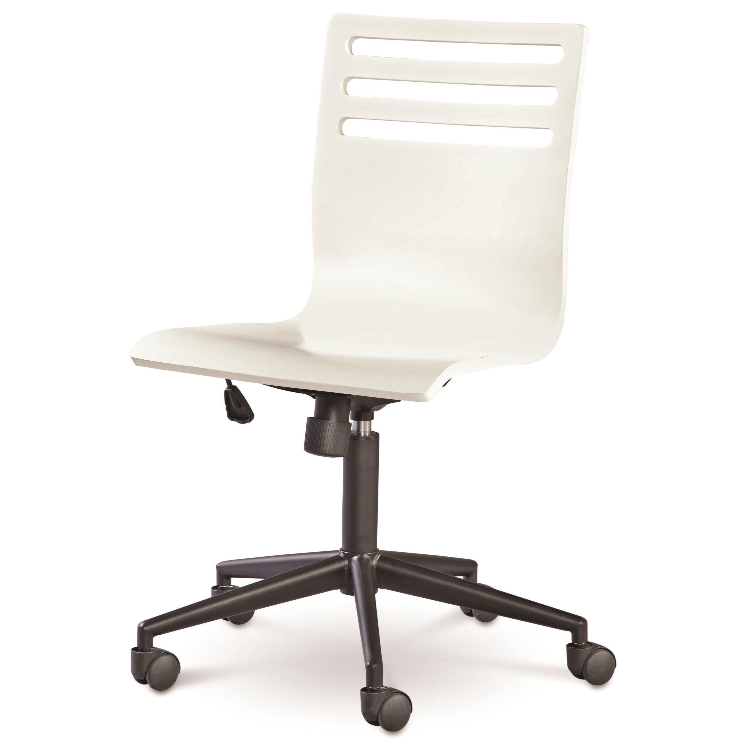 Smartstuff Classics 4.0 Swivel Desk Chair - Item Number: 131A071
